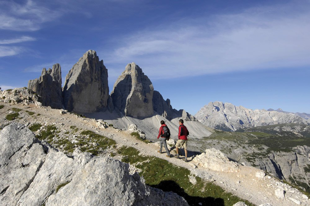 Dolomitenurlaub in Südtirol = Faszination Weltnaturerbe