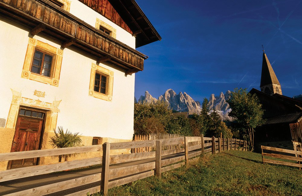 "Holidays in Val d'Isarco: The ""Gateway to the South"""