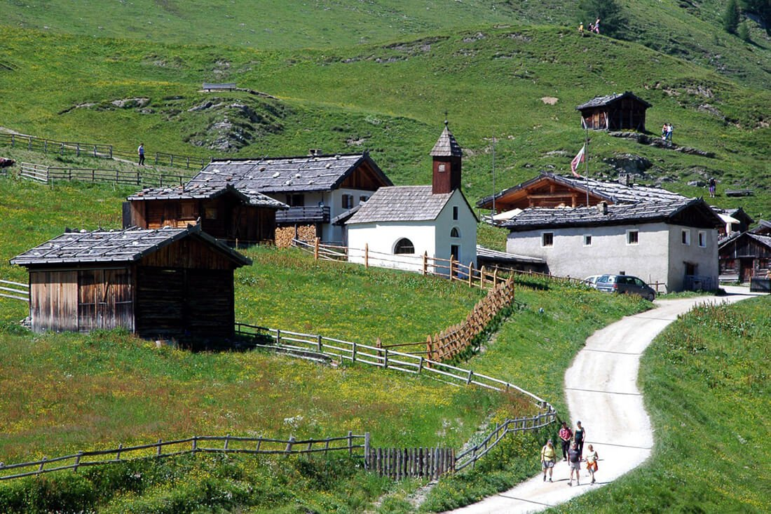 Fane Alm in Vals